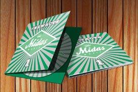 Embalagens para CD e DVD - Triplica do Brasil